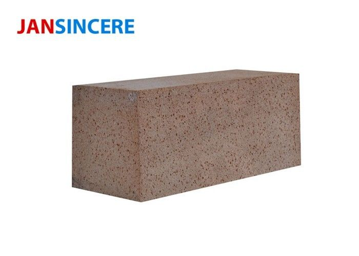 Industry Kilns High Alumina Refractory Bricks Good Thermal Shock Resistance