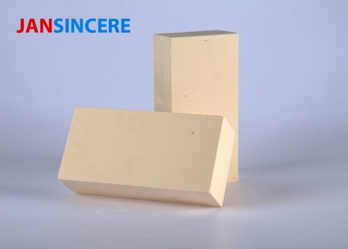 Refractory Zirconium Ceramic Thermal Insulation Bricks High Mechanical Strength